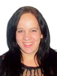 Lauren Van der Merwe, estate agent