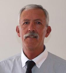 Riaan de Vos, estate agent