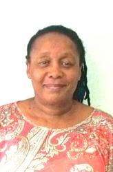 Eliza Motsumi, estate agent